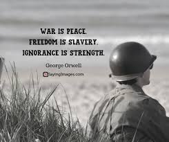 War And Peace Quotes Cool 48 Most ThoughtProvoking War Quotes SayingImages