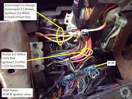 2003 06 gmc yukon remote start pictorial Ignition Wire Diagram For 06 Gmc Sierra 1500 Ignition Wire Diagram For 06 Gmc Sierra 1500 #32