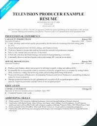 Digital Media Producer Sample Resume Mesmerizing Digital Media Producer Resume Sample Best Of Producer Resume