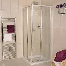 collage corner entry shower enclosure