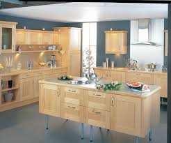 paint colors for kitchen with light cabinets pictures of kitchens