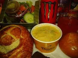 panera bread bowl to go.  Bread Panera Bread 12 Soup Salad On Bread Bowl  To And Bread Bowl To Go H