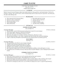 Retail Assistant Manager Resume Objective Retail Assistant Manager Resume Sample Fashion Store Manager Cover 32