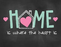 Home Is Where Your Heart Is Printable Valentine's Day Pinterest Delectable Home Is Where The Heart Is Quote