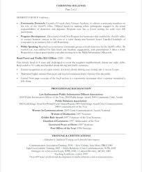 Examples Of Public Relations Resumes Public Relations Manager Resume Airexpresscarrier Com