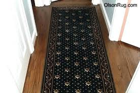rug runners finished stair runner