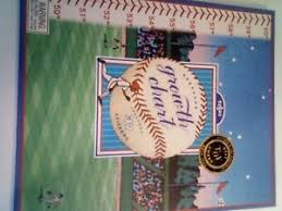 Details About Eeboo Hanging Baseball Growth Chart New In Box