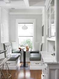 dining banquette view full size