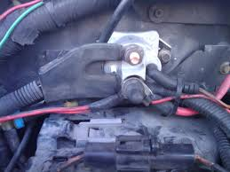 solenoid wiring help ford truck