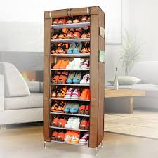 Shoe Organizer Ideas Shoe Storage Shoe Rack For Interior Home Design Phenomenal Image