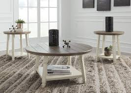 bolanbrook 3 piece coffee table set