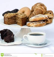 Table Setting For Breakfast Continental Breakfast Buffet Table Setting With Coffee And Pastr