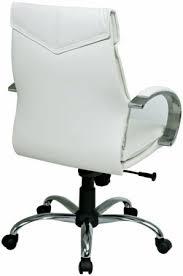 desk chair back. Unique Chair White Leather Chair Back Shot In Desk Chair Back G