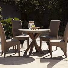 60 round glass table top awesome inspirational concrete patio dining table
