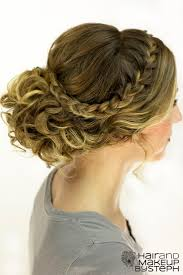 Hairstyles For Formal Dances 1738 Best Images About Wedding Prom Hairstyle On Pinterest