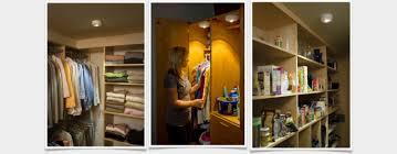 Stunning Wireless Lights For Closets Ideas - Best idea home design .
