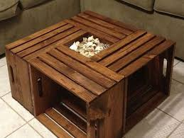 rustic coffee tables catchy square table with open shelf and storage