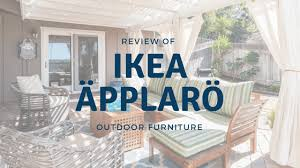 ikea outdoor furniture review. Plain Review We Needed Outdoor Furniture At Our Vacation Rental Before The Season Began  Since One Of Main Draws Property Is Living Areas On Ikea Outdoor Furniture Review T