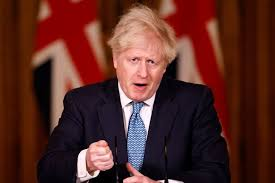 Bungling Boris Johnson is to blame for Christmas chaos and he must resign  now' - Polly Hudson - Mirror Online