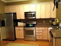 tan painted kitchen cabinets. Kitchen Cabinets Tan Painted Light Brown P