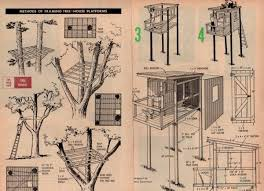 Tree House Plans Free | ... additinoal plans purchased with this item will  be