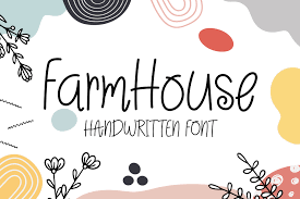 Hello, you seem to have javascript turned off. Farmhouse Font By Wanchana365 Creative Fabrica