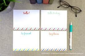 Free Printable Note Cards Free Printable Note Cards Prints Pinterest