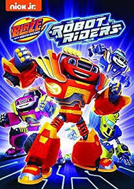 Amazoncom Blaze And The Monster Machines Robot Riders Various