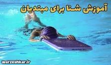 Image result for آموزش شنا