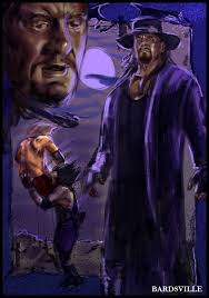 Turn them out, knaves all three. The Undertaker Speed Painting By Bardsville On Deviantart