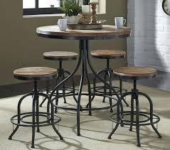 pub table with 4 chairs round pub table with 4 chairs with round pub table knowing