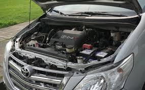 toyota innova v review specs price performance top gear toyota innova test drive