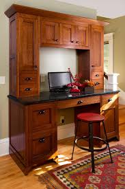 minneapolis mission style desk with drawer writing desks home office craftsman and dark hardware hardwood floor