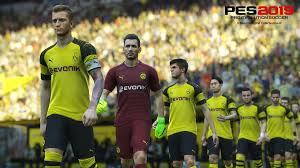 PES 2019' loses Borussia Dortmund ahead of launch