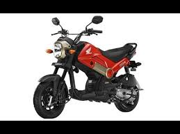 Honda Navi Amazing Small Bike Youtube
