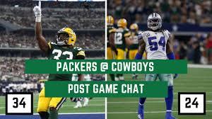 Cowboys 2013 Depth Chart Packers Vs Dallas Cowboys Week 5 Packersnews Postgame