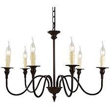 nice chandelier candle lights