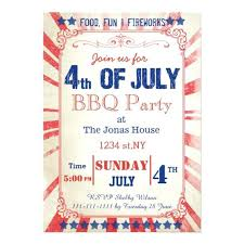 patriotic invitations templates 4th of july invitation templates free best for dad images on