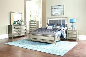 Silver Mirror Bedroom Set Bedroom Sets With Mirror Headboard ...