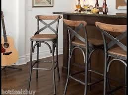 rustic bar stools.  Rustic Rustic Bar Stool With Back On Stools M