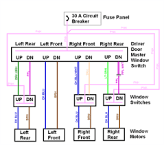 ford f power window wiring diagram wiring diagram 1999 ford taurus radio wiring diagram wirdig