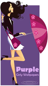 purple girly wallpaper. Plain Wallpaper Purple Girly Wallpapers Android App Screenshot  With Wallpaper W