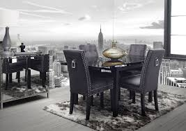 grey dining room chairs. grey fabric dining room chairs alluring decor inspiration