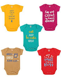 <b>Bodysuits</b> & One-Pieces: Buy <b>Baby</b> Boy's <b>Bodysuits</b> & One-Pieces ...