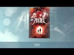 amulet book 7 firelight