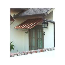 full size of straight copper window or door awning awning above back door metal awning for