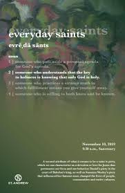 2019-11-10 traditional bulletin by St. Andrew United Methodist Church -  issuu