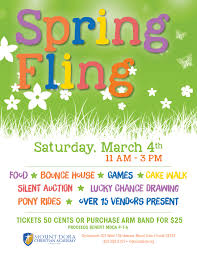 Spring Event Flyer Spring Fling Flyers Barca Fontanacountryinn Com