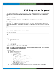 request for information template 40 best request for proposal templates examples rpf templates