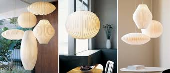 George Nelson Lighting Stylish Een Klassieker S Bubble Lamps Roomed